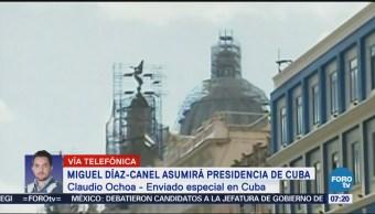 Continúa Asamblea Nacional en Cuba para elegir nuevo presidente