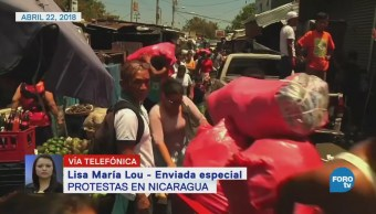 Convocan a marcha pacífica en Nicaragua