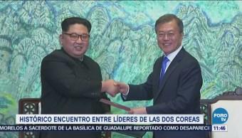 Corea del Norte y Corea del