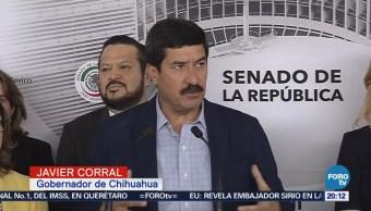 Corral denuncia que no avanza proceso de extradición de César Duarte