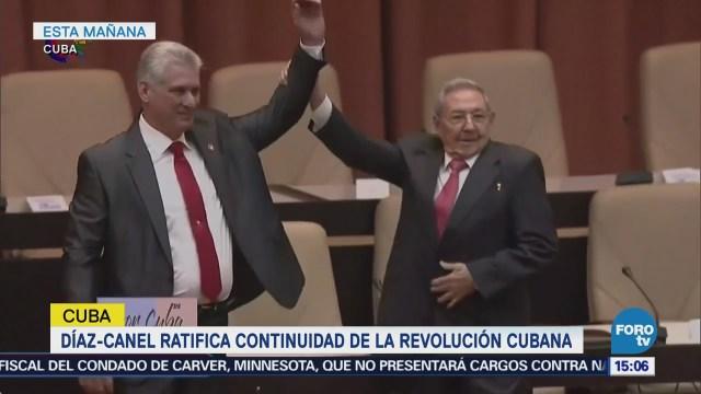 Cuba tiene nuevo presidente