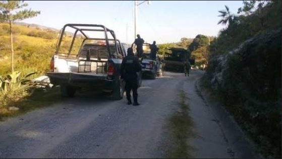 Asesinan a ocho personas en dos municipios de Guerrero