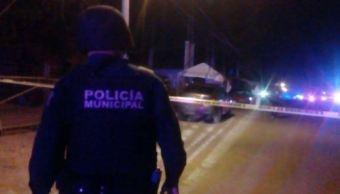 Asesinan a escolta de secretario de Seguridad Pública de Culiacán, Sinaloa