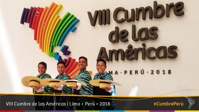 Cumbre Américas Perú promueve integración región
