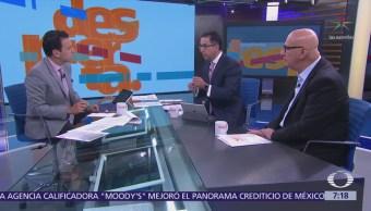Dante Delgado y Javier Lozano debaten sobre el caso Barreiro en Despierta