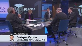 Debate Ganó Meade Enrique Ochoa