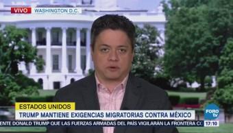 Decreto 1878 Puede Frenar Militarización Frontera Pretende Trump