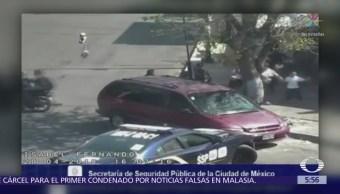 Delincuentes usan a bebé para robar a cuentahabientes en CDMX