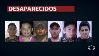 Denuncian desaparición de seis jóvenes en Oaxaca; localizan sus vehículos calcinados