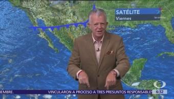 Despierta con Tiempo Pronostican tormentas en Chiapas