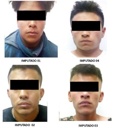 Detienen a cuatro ladrones que se perdieron al intentar escapar en la CDMX