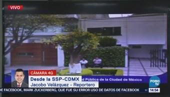 Detienen Dos Asaltantes Polanco, Cdmx Autoridades