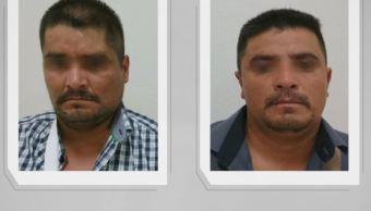Detienen a integrantes de banda dedicada a asaltar trenes en Puebla