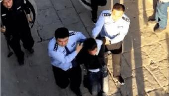 Siete estudiantes muertos en ataque con arma blanca en China