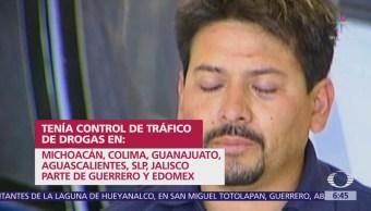 Dictan sentencia a 'La Minsa', narcotraficante 'La Familia Michoacana' a EU
