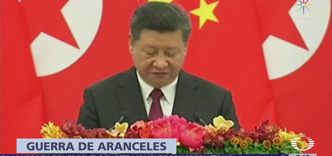 Donald Trump estudia imponer más aranceles a China