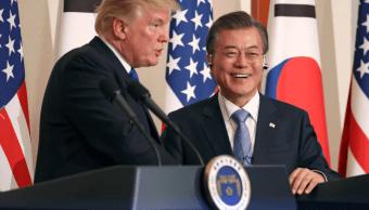 Trump debería ganar el Nobel de la Paz. dice Moon Jae-in