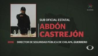 Ejecutan al director de la Policía Municipal de Chilapa