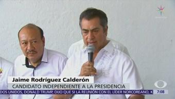 'El Bronco': INE tiene que ganarse la confianza de los electores