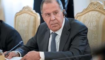Lavrov niega que agente nervioso Novichok se desarrollara en Rusia