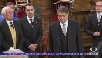 El escritor nicaragüense Sergio Ramírez recibe el Premio Cervantes