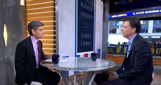 Comey: Pedido de Trump de encarcelarme no es normal