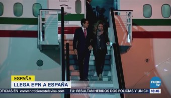 Presidente Enrique Peña Nieto Arriba España