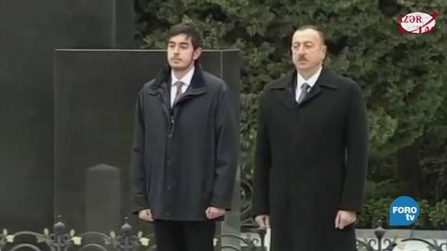 ROTv, Foro Global, Elecciones, presidenciales, Azerbaiyán, personas