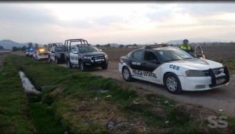 Se registra movilización policiaca en penal de Texcoco