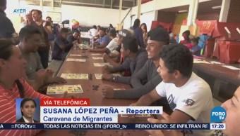 Embajador de Honduras acompaña migrantes hasta casa del Peregrino