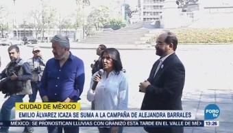 Emilio Álvarez Icaza Miembro Equipo Campaña Alejandra Barrales