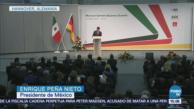 México Habrá Una Elección Competida Epn