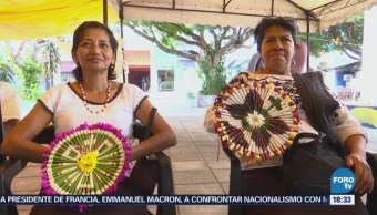 Encuentro Ramilleteros Zoques Chiapas Imágenes Flores