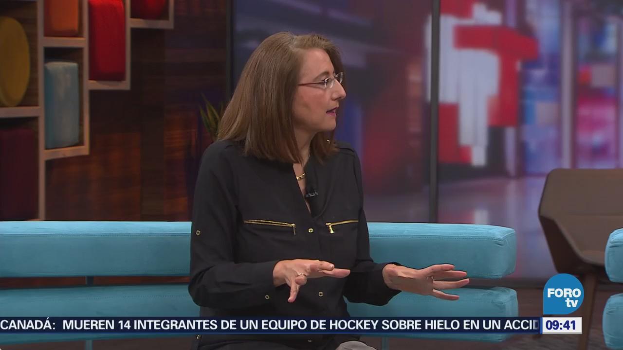 Escala Disputa Comercial Entre Eu China La profesora del CIDE, Luz María de la Mora