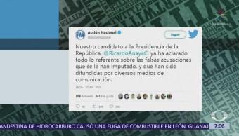 España investiga a empresario por lavado de dinero para beneficiar a Anaya