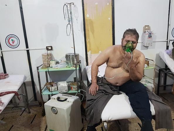 Siria usó armas químicas, asegura EU