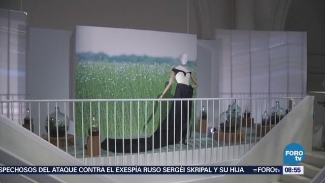 Exhibición Moda Londres Busca Reducir Impacto Medio Ambiente