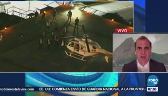 Expresidente Lula da Silva cumple dos días preso en Curitiba