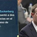 Fundador Facebook Robo Datos Mark Zuckerberg