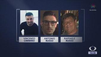 Familiares de italianos desaparecidos en Jalisco ofrecen recompensa
