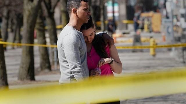Atropellamiento masivo en Toronto, un acto deliberado: Policía