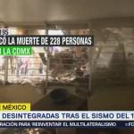 Familias capitalinas desintegradas tras el sismo del 19s