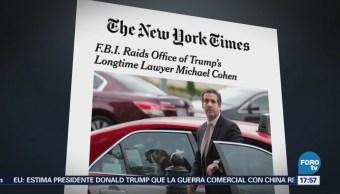 Fbi Allana Oficinas Abogado Trump