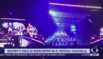 Festival 'Coachella' congrega a estrellas de la música
