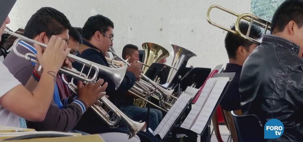 Formación Musical INBA Instituto Nacional Bellas Artes