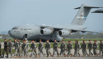 Aumentan un 9,7% las denuncias por acoso sexual en el Ejército de EU