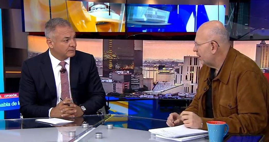 Estado no debe permitir que la delincuencia subsidie la seguridad, dice García Luna