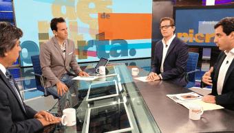 Esquivel, Madrazo y Chertorivski contrastan propuestas económicas de candidatos presidenciales en Despierta
