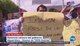 Gobierno de Nicaragua censura tres canales de televisión