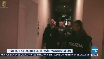 Gobierno Italiano Extradita Yarrington Estados Unidos